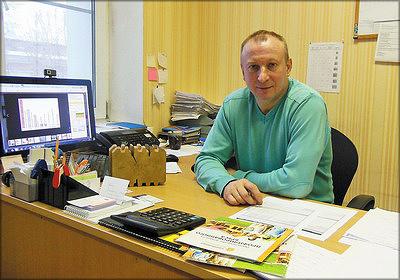 Заместитель директора компании «Светлица» Павел Беззубчак