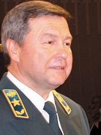 Министр лесного хозяйства Беларуси Петр Семашко