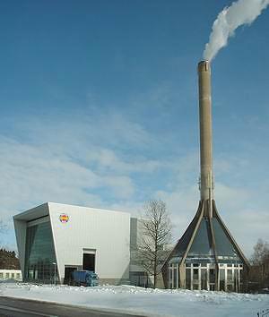 Новая станция на биомассовом топливе в Троллхяттан (Швеция) основана на стандартной модели Wartsila BioPower 5DH