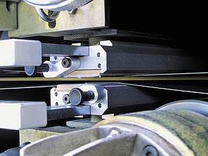 Готовые к использованию вкладыши обеспечивают постоянство характеристик и точность шлифования