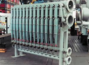 Гидроциклон типа HydroClean HC5/HCH5 (EcoMizer TM)