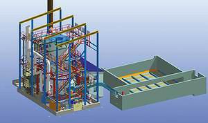 Рис. 5. Котельная BioEnergy 10 МВт для ООО «Сетлес»