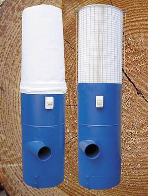 Пример использования разных фильтрующих элементов на одном аппарате