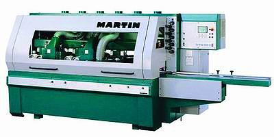 Четырехсторонний станок MARTIN T92