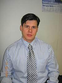 В. Кондратьев - менеджер по работе в сегменте лесопереработки, ЦБП