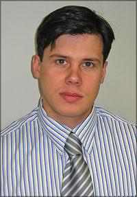 В. Кондратьев, менеджер по работе в сегменте лесопереработки, ЦБП