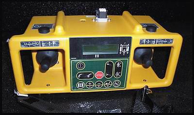 Пульт управления рубительной машины Vermeer
