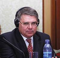 Михаил Гиряев, заместитель руководителя ФАЛХ
