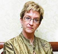 Салли Коллинз, заместитель руководителя Лесной службы США