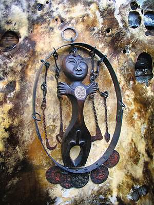 Онгон (в переводе с бурятского – «чистый,священный») «Дух предков»