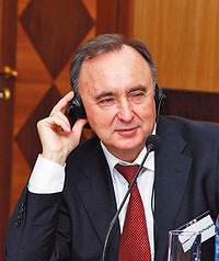 Валерий Рощупкин, руководитель Федерального агентства лесного хозяйства (Рослесхоз)
