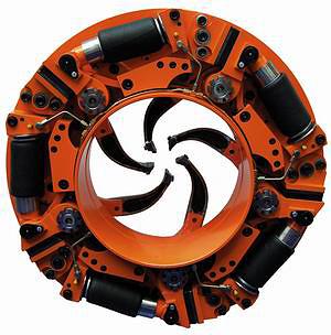 Ротор Air-Ten окорочного станка