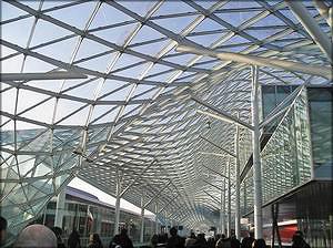 Новый выставочный комплекс «Фьера Милано» в Милане готов принять своих гостей
