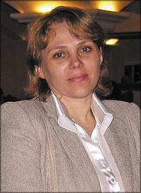 Марина Евгеньевна Лебедева