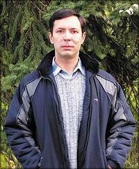 Виталий Мережкин