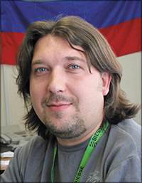 Дмитрий Девятовский