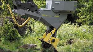 Посадочный агрегат для саженцев с ЗКС Bracke P11.a
