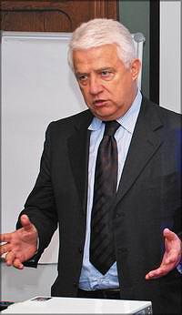 Воймир Коцман – президент компании Koimpex