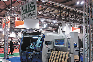 Стенд Leadermac на выставке XYLEXPO-2008