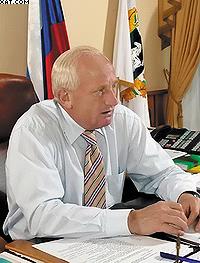 Губернатор Виктор Кресс