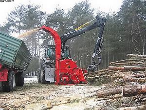 Рубительная машина Farmi Forest СН 380