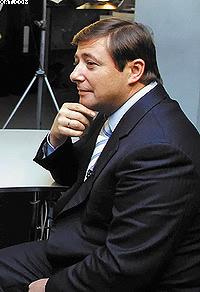 Александр Хлопонин, губернатор Красноярского края