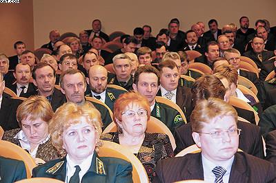 Пленарное заседание форума «Лес и человек – Вологда»