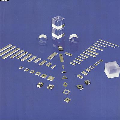 Рис. 2. Сменные многогранные пластины (СМП)