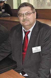 Глава представительства Siempelkamp в России Генрих Хванц