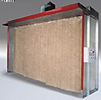 Кабина сухой отделки mod. CVS30–40 / T4