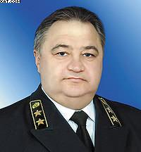 Петр Костенич, начальник департамента лесного хозяйства по ЮФО