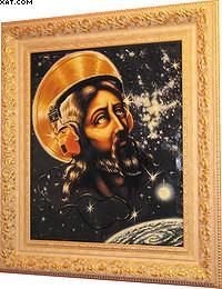 Картина «Музыка – Бог». Холст, масло