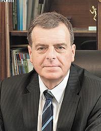 Андрей Селиховкин, ректор СПбГЛТА
