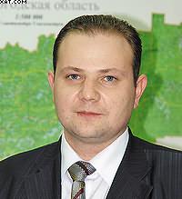 Сергей Штрахов, начальник департамента лесного хозяйства по СЗФО