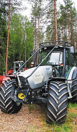 Трактор Lamborgini