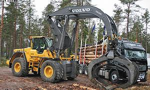 Хайлифтер Volvo