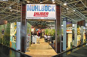 Muehlboeck. Сушильные камеры для древесины
