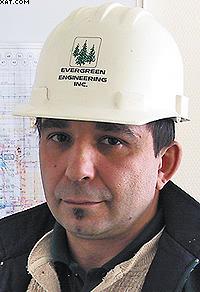 Игорь Сихимбаев, проектировщик компании Evergreen Engineering