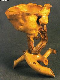 Ваза «Кубок Мира», 34x23x18 мм