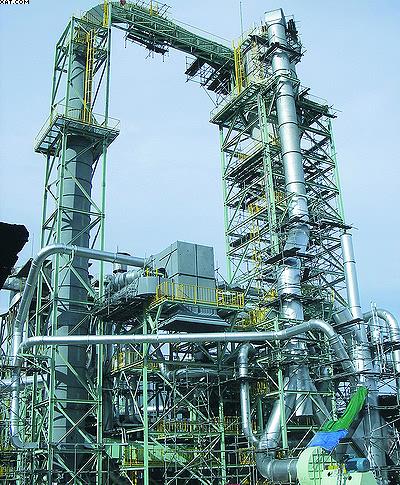 Система EVOjet™ на заводе фирмы Daiken в Малайзии