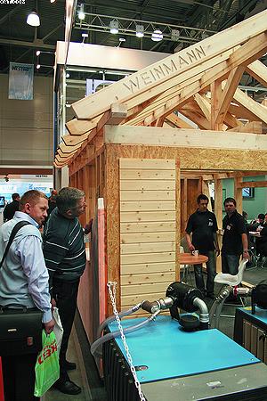 Оборудование Weinmann для деревянного домостроения