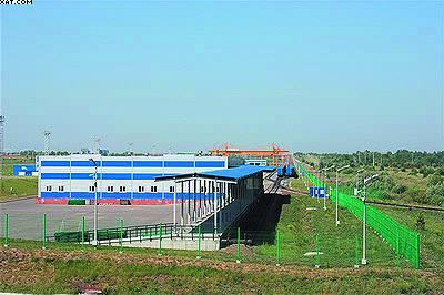 Железнодорожный терминал ОЭЗ «Алабуга»