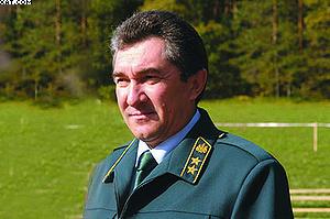 Ражап Набиуллин,  министр лесного хозяйства Республики Башкортостан