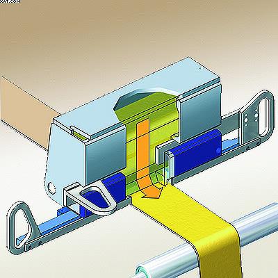 2в. Агрегат для нанесения клеев на основе ПВА-дисперсии и клеев с растворителем