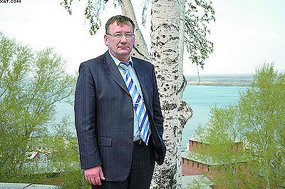 Николай Сатаев, министр промышленности и инноваций Нижегородской области