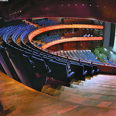 Здание оперы в Копенгагене, Дания