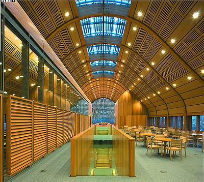 Йельский колледж лесных наук и природоведения, США