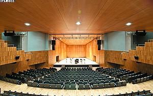 Дворец конгресса в г. Хуэске, Испания