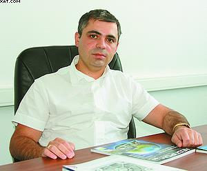 Владимир Сновский, генеральный директор «Марио Риоли» в России