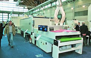 Оборудование Superfici для финишной отделки (SCM Group)